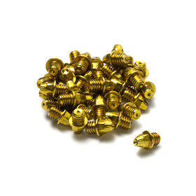 Reverse Pedal Pin Set 24 piece gold